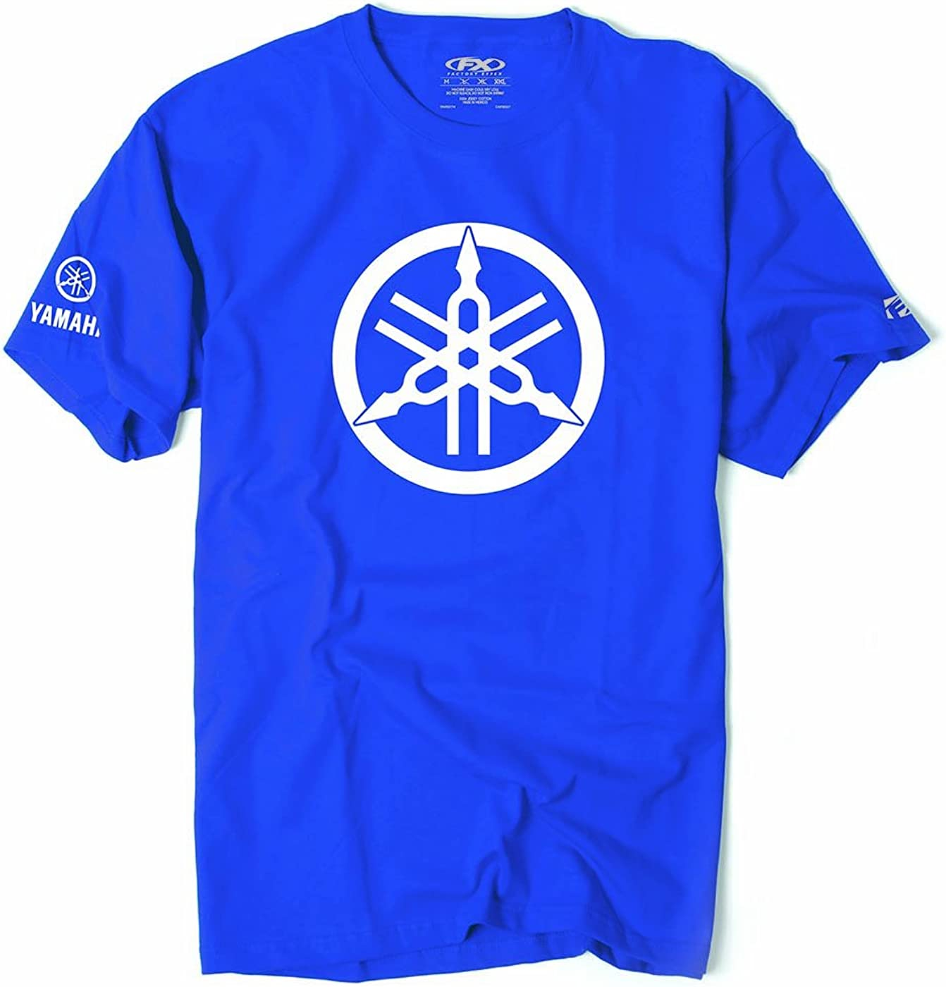 Factory Effex 'YAMAHA' 2D Dallas Mall T-Shirt Attention brand Tuning Fork
