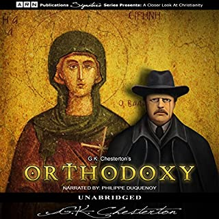 Orthodoxy cover art