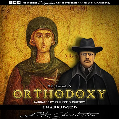 Page de couverture de Orthodoxy