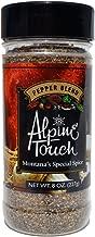 Alpine Touch 8 Oz. Pepper Blend Seasoning