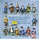 Vivaldi : Concerto pour luth (guitare), pour mandoline