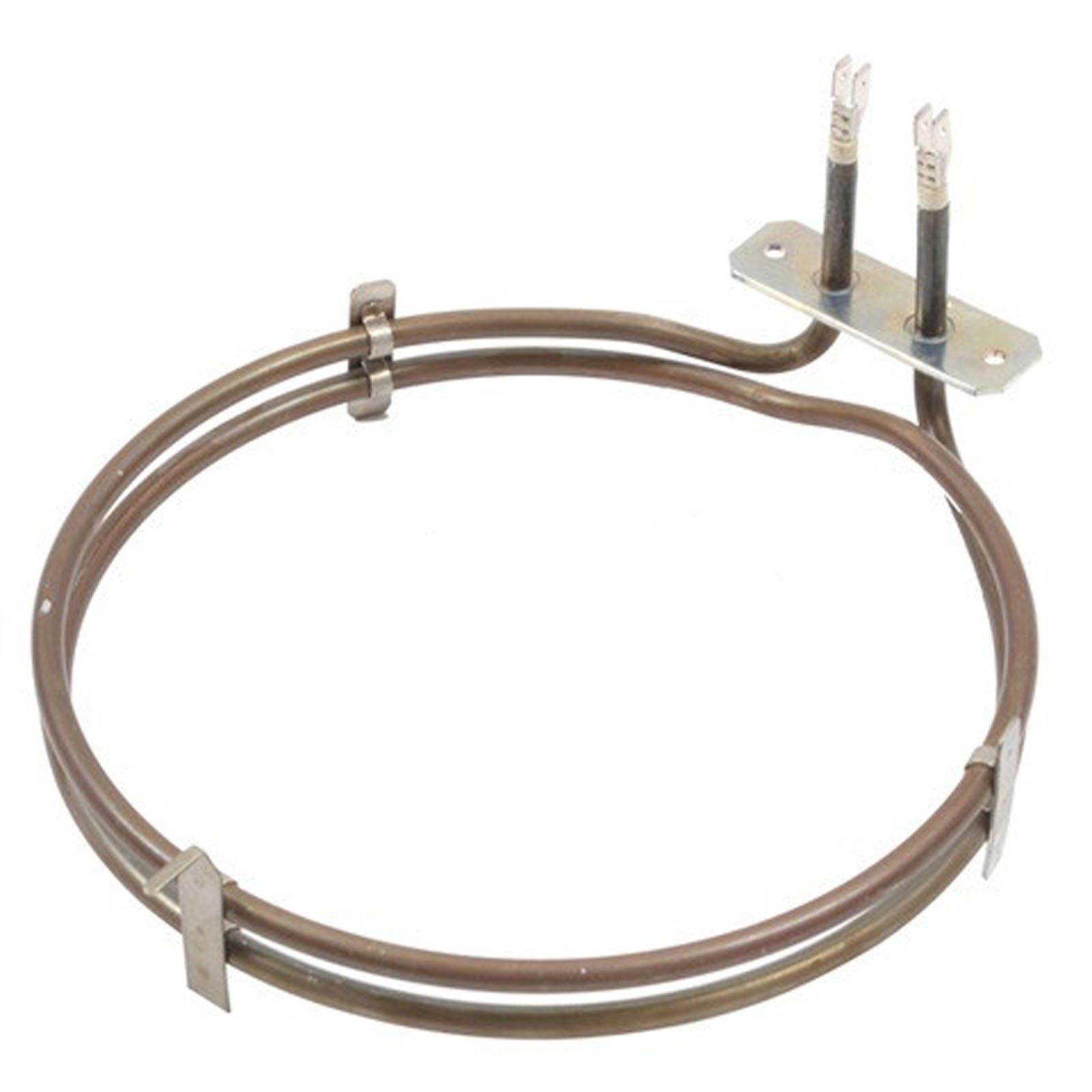 Spares2go - Elemento calefactor de 2 vueltas para ventilador Diplomat horno/cocina (2000W): Amazon.es: Hogar