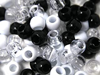 Best black and white beads Reviews