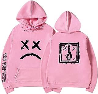 Lil Peep Hoodies Sweatshirt Black White Multicolored Colorful Cotton Unisex R.I.P Cry Baby 1