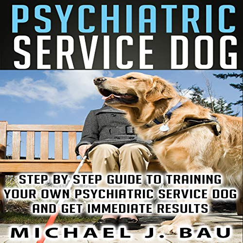 Psychiatric Service Dog  By  cover art