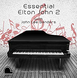 Essential Elton John 2 - Yamaha Disklavier Compatible Player Piano MP3's on 3.5