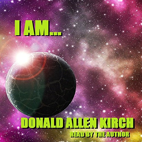 I Am... audiobook cover art