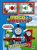 Gioco e imparo. Il trenino Thomas. Ediz. a colori. Con 40 Carte