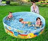 Zoom IMG-1 bestway 55022 piscina tonda rigida