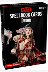Spellbook Cards: Druid Novelty Book