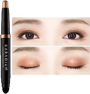 KARADIUM Shining Pearl Smudging Eye Shadow Stick, 1.4 g, 7 Daily Brown