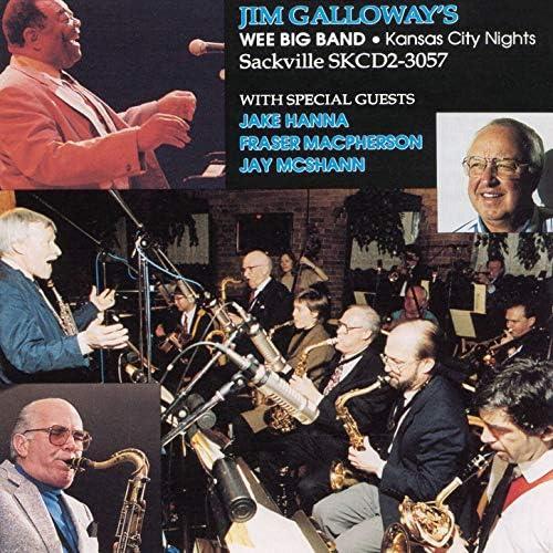 Jim Galloway's Wee Big Band feat. Jake Hanna, Fraser Macpherson & Jay McShann