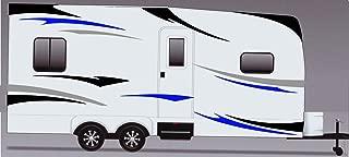 RV, Trailer Hauler, Camper, Motor-Home Large Decals/Graphics Kits 24-k-1