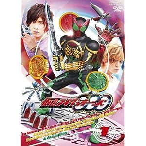 """仮面ライダーOOO(オーズ) VOL.1【DVD】"""""""