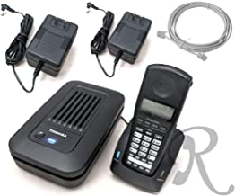 Toshiba DKT2404-DECT Digital Cordless Phone (Renewed)