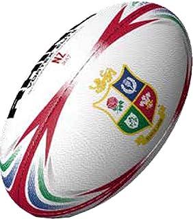 8be3da2af5bae Rhino British & Irish Lions Officiel Réplique Rugby Sports Match Jouer À La  Balle