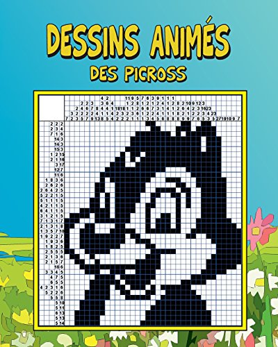 Des picross: Dessins animes