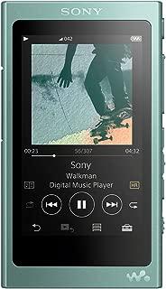 ソニー SONY ウォークマン Aシリーズ 16GB NW-A45 : Bluetooth/microSD/ハイレゾ対応 最大39時間連続再生 2017年モデル ホライズングリーン NW-A45 G