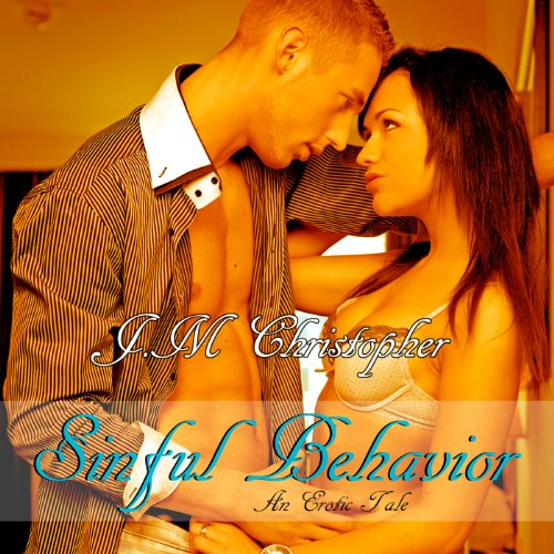 Sinful Behavior audiobook cover art