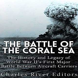 The Battle of the Coral Sea cover art