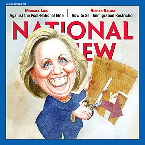 National Review - September 26, 2016 audiobook cover art