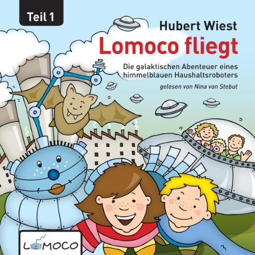 Lomoco fliegt Titelbild