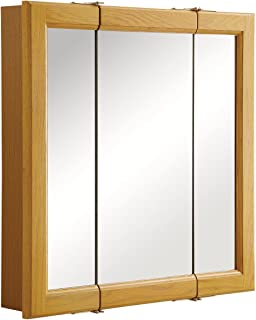 Amazon Com Medicine Cabinets 3 Doors Medicine Cabinets Bathroom Accessories Home Kitchen