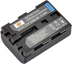 DSTE® NP-FM50 Li-ion Batería para Sony NP-FM30, NP-FM50, NP-FM51, NP-QM50, NP-QM51, NP-FM55H and Sony CCD-TR108, CCD-TR208, CCD-TR408, CCD-TR748, CCD-TRV106, CCD-TRV107, CCD-TRV108, CCD-TRV116, CCD-TRV118, CCD-TRV126, CCD-TRV128, CCD- CCD-TRV138, CCD-TRV208, CCD-TRV218, CCD-TRV228, CCD-TRV238, CCD-TRV308, CCD-TRV318, CCD-TRV328, CCD-TRV338 , CCD-TRV408, CCD-TRV418, CCD-TRV428, CCD-TRV438, CCD-TRV608, CCD-TRV730, CCD-TRV740, CCD-TRV96K, DCR-DVD100, DCR-DVD101, DCR-DVD200, DCR-DVD201, DCR-DVD300, DCR-DVD301, DCR-DVD91, DCR-HC1, DCR-HC14, DCR-HC15, DCR-HC88, DCR-PC6, DCR-PC8, DCR-PC9, DCR-PC100, DCR-PC101, DCR-PC103, DCR-PC104, DCR-PC105, DCR-PC110, DCR-PC115 etc...