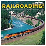 Railroading 2022 Wall Calendar