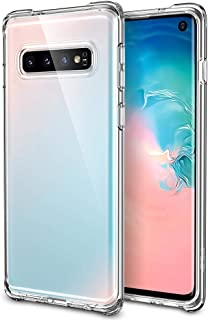 comprar comparacion ESR Funda Essential Guard Clear Compatible con Samsung Galaxy S10, Funda de Silicona Suave con Parachoques Reforzados, Pro...