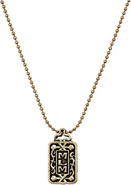 Alex and Ani - Wrinkle In Time - Love Locket 20 Inch Adjustable Necklace