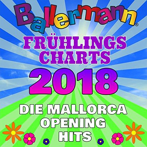 Ballermann Frühlingscharts 2018 - Die Mallorca Opening Hits