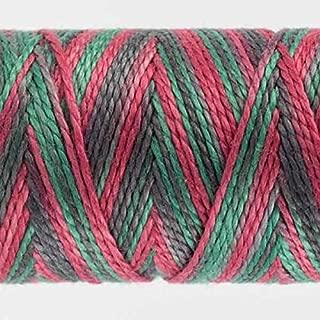 WonderFil Specialty Threads Sue Spargo Eleganza 2-ply #3 Perle Cotton Varigated, Graffiti