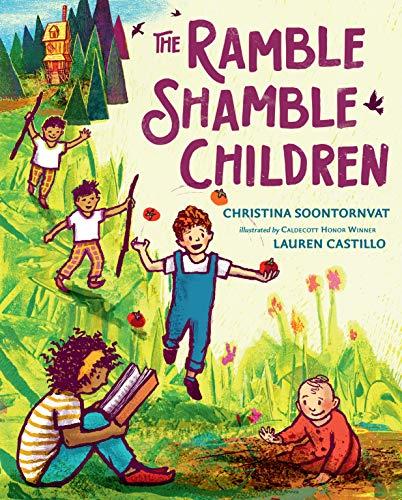 The Ramble Shamble Children (English Edition)