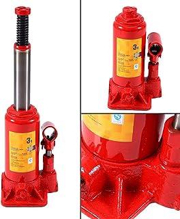 Zoternen (3T) Ejoyous Wagenheber Stempelheber Hydraulikheber Hydraulischer Wagenheber, Hydraulik Wagenheber, Flaschenhebebühne, für Auto, Van Boot, LKW, Wohnwagen