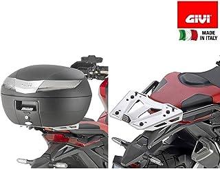 Preisvergleich für Givi 1156FZ Monorack Arme für Topcase Montage Schwarz 40 preisvergleich