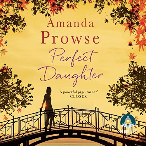 Perfect Daughter audiobook cover art