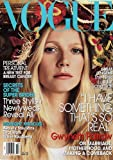 Vogue October 2005: Gwyneth Paltrow