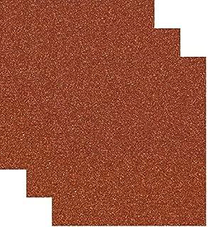 siser glitter copper