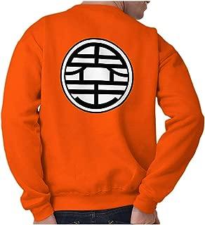 Master Roshi Ball Z Turtle King Kai Dragon Crewneck Sweatshirt