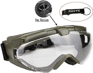 c241bf47f8 haoYK - Gafas de Aire Acondicionado para Motocicleta, Motocicleta, esquí,  Snowboard, Deportes