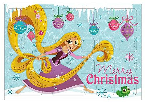 Undercover RAVT8022 Adventskalender, Disney Rapunzel