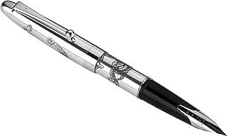 Pilot Namiki Sterling Collection Fountain Pen, Dragon Design, Fine Nib (60111)