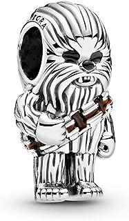 Pandora Star Wars Chewbacca 799250C01 - Abalorio de plata