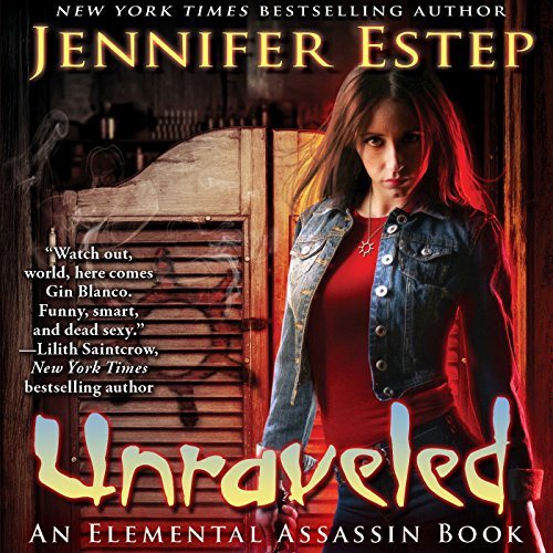 Unraveled audiobook cover art