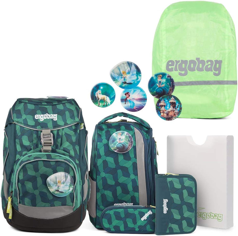 Ergobag Pack Schulrucksack Set 7-teilig WunderBär B07CHJ543J | Qualifizierte Herstellung