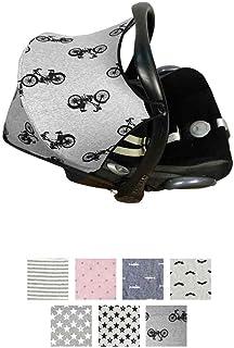 Fundas BCN ® - C11/93e99b - Capota para Maxi-Cosi Cabriofix ® - Black Bikes