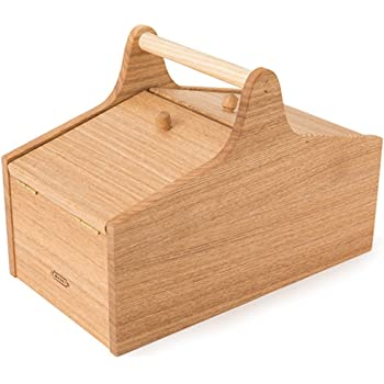 MADEJ マデイ Wood ソーイングボックス MDJ010