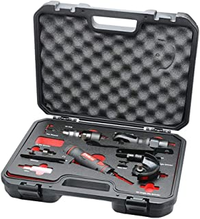 Las herramientas neumáticas Neumático 5-en-1 Juego de herramientas, taladro neumático de la herramienta de mano neumática máquina de grabado amoladora angular Llave de trinquete,herramienta profesion