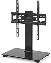 Perlegear Soporte para televisión de 37 – 55 Pulgadas, televisor o Monitor OLED, LCD, Plasma, Plano y Curvo de hasta 40 kg, máx. VESA 400 x 400 mm